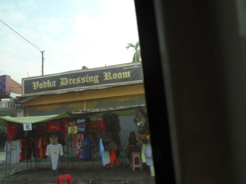 A store name I'm a little surprised by.