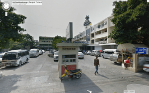 The Dr. Panya Hospital in Bangkok. © Google Maps