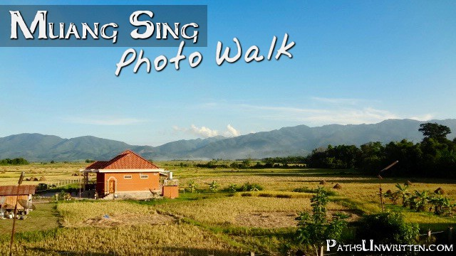 Muang Sing Photo Walk