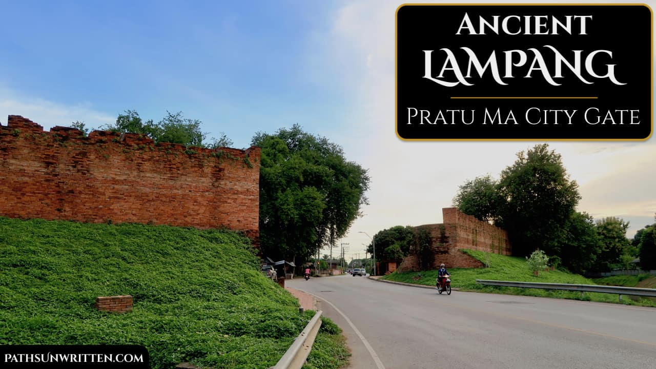 Pratu Ma: Ancient Lampang's Ruined City Gate