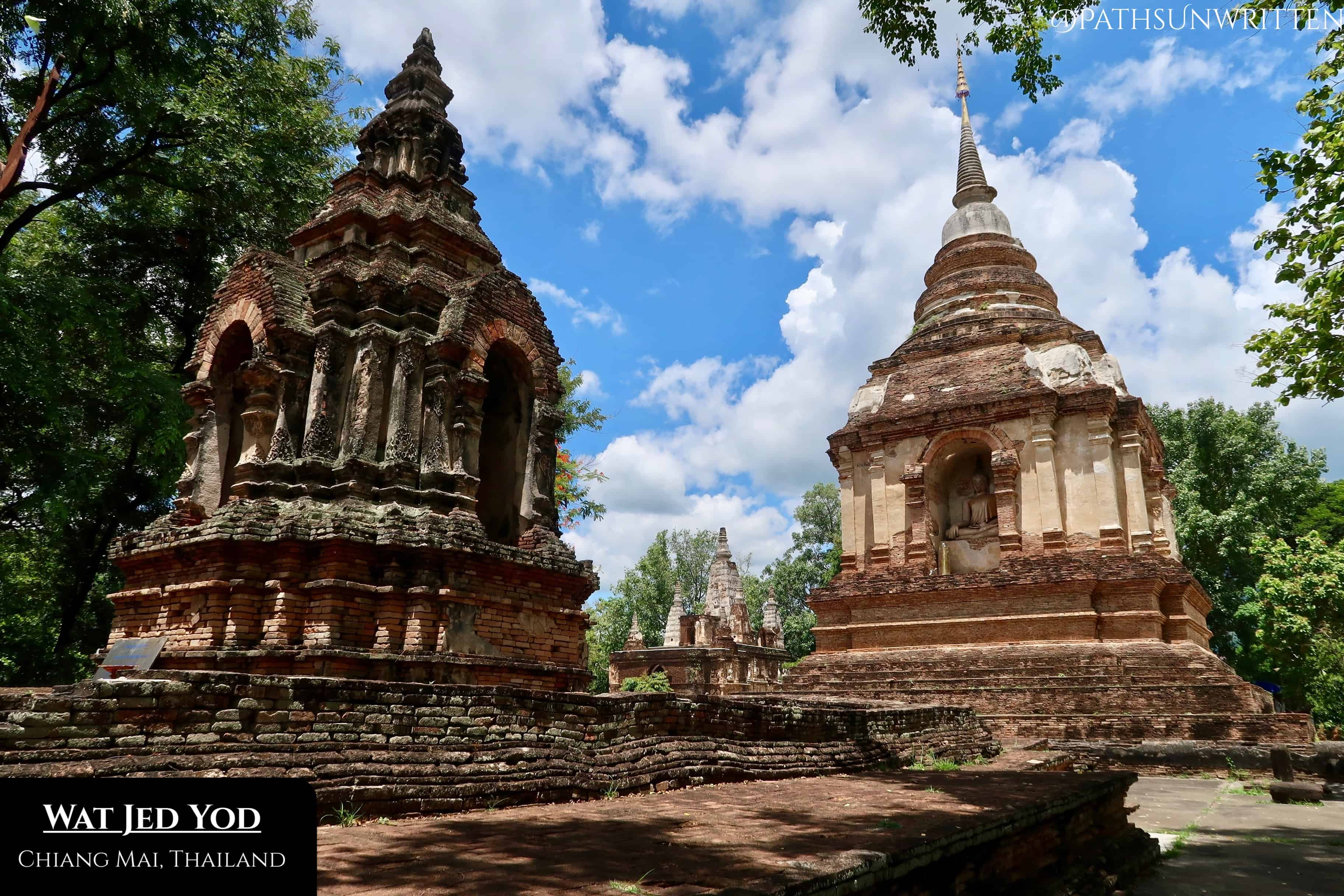 Ancient Chiang Mai: Top 5 Must-See Archaeology Sites
