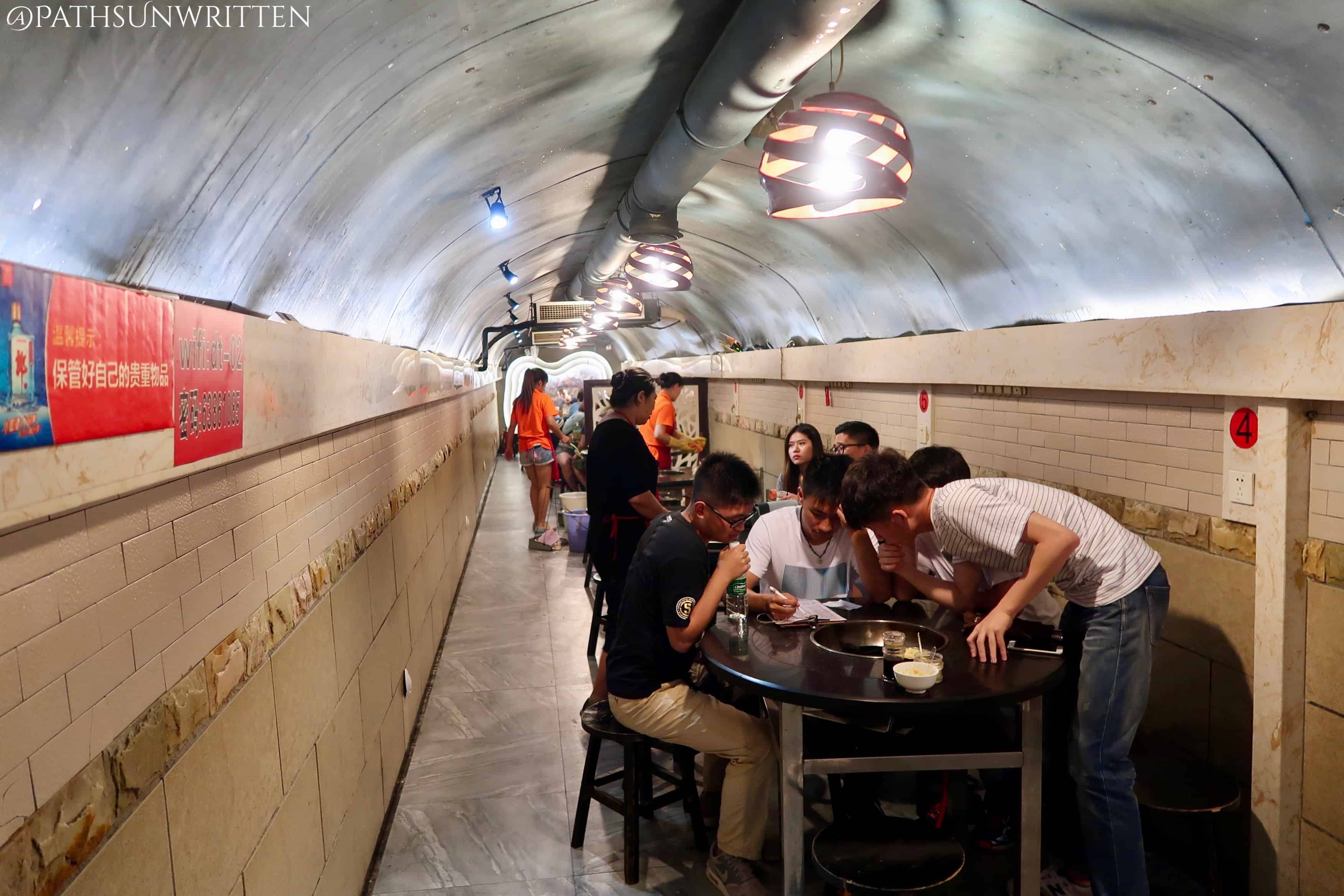 The Chongqing Days: Bomb Shelter Hot Pot