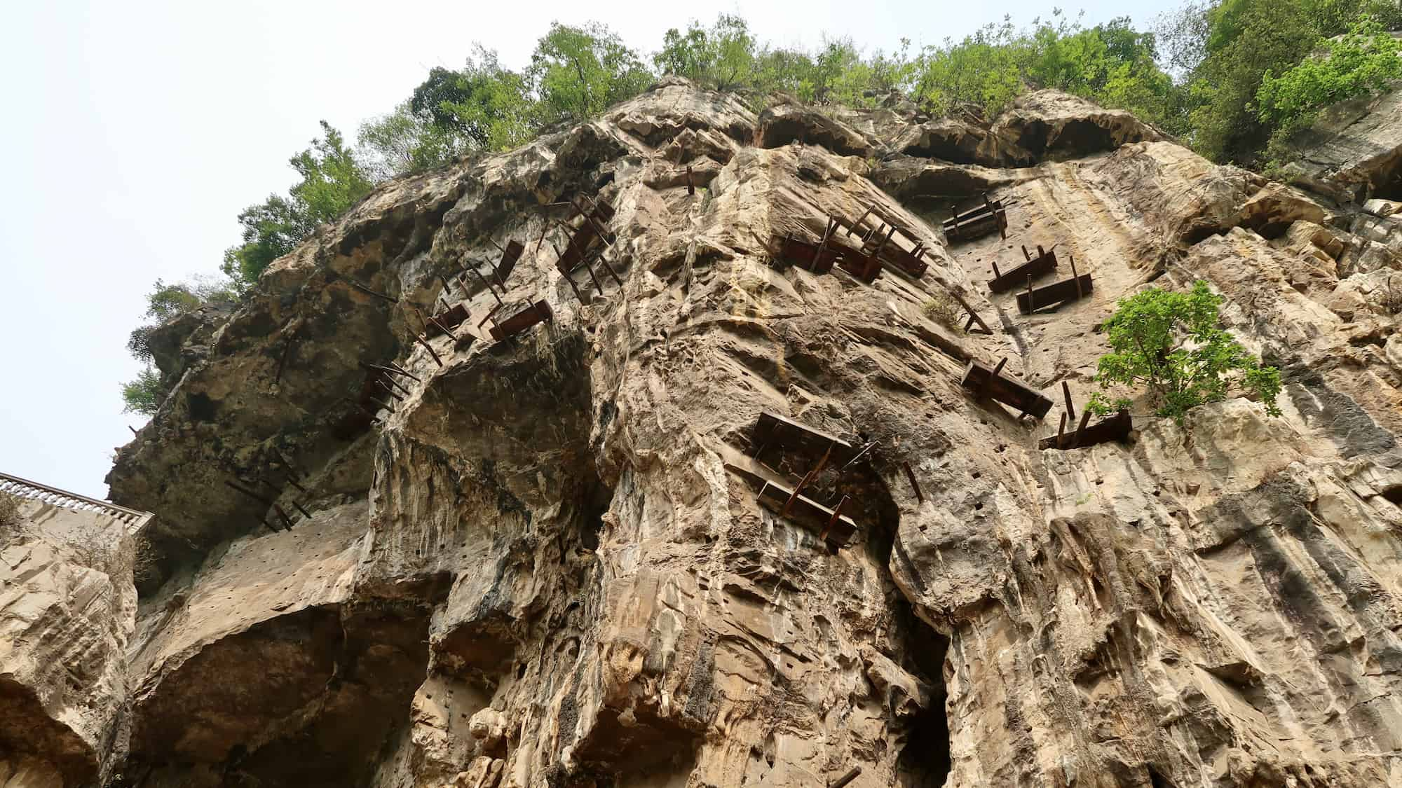 Ancient China's Hanging Coffins & the Forgotten Genocide of the Bo People