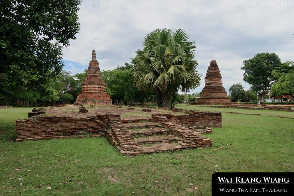 Wiang Tha Kan is one of Hariphunchai's defensive satellite cities that was later expanded by the Lanna Kingdom.