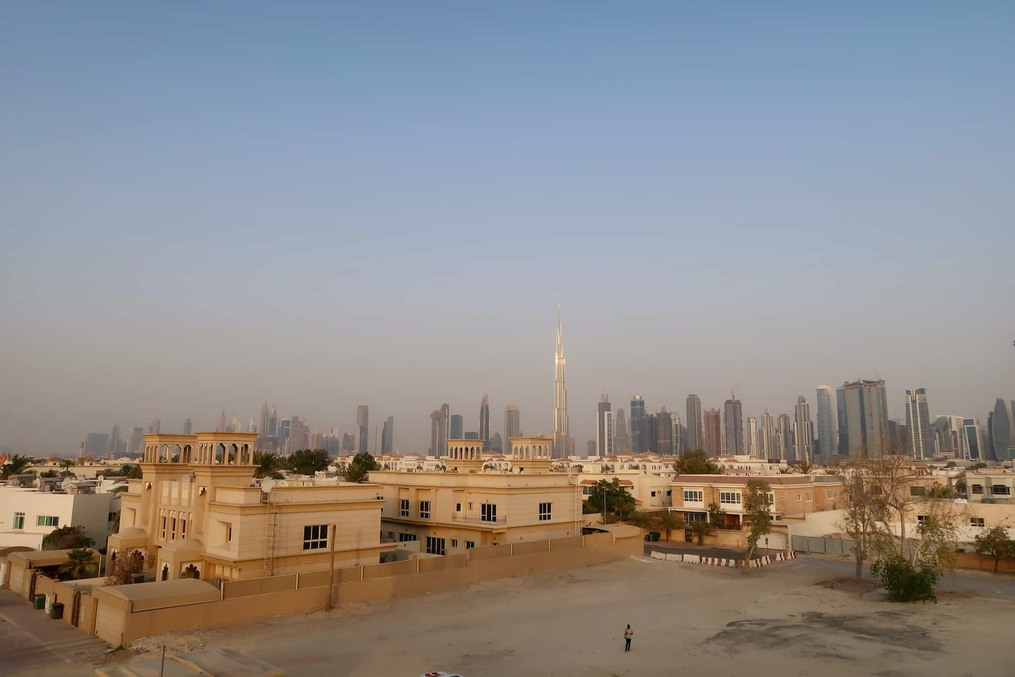 Jumeirah Archaeological Site: Ruins of Dubai's Ancient Seaport