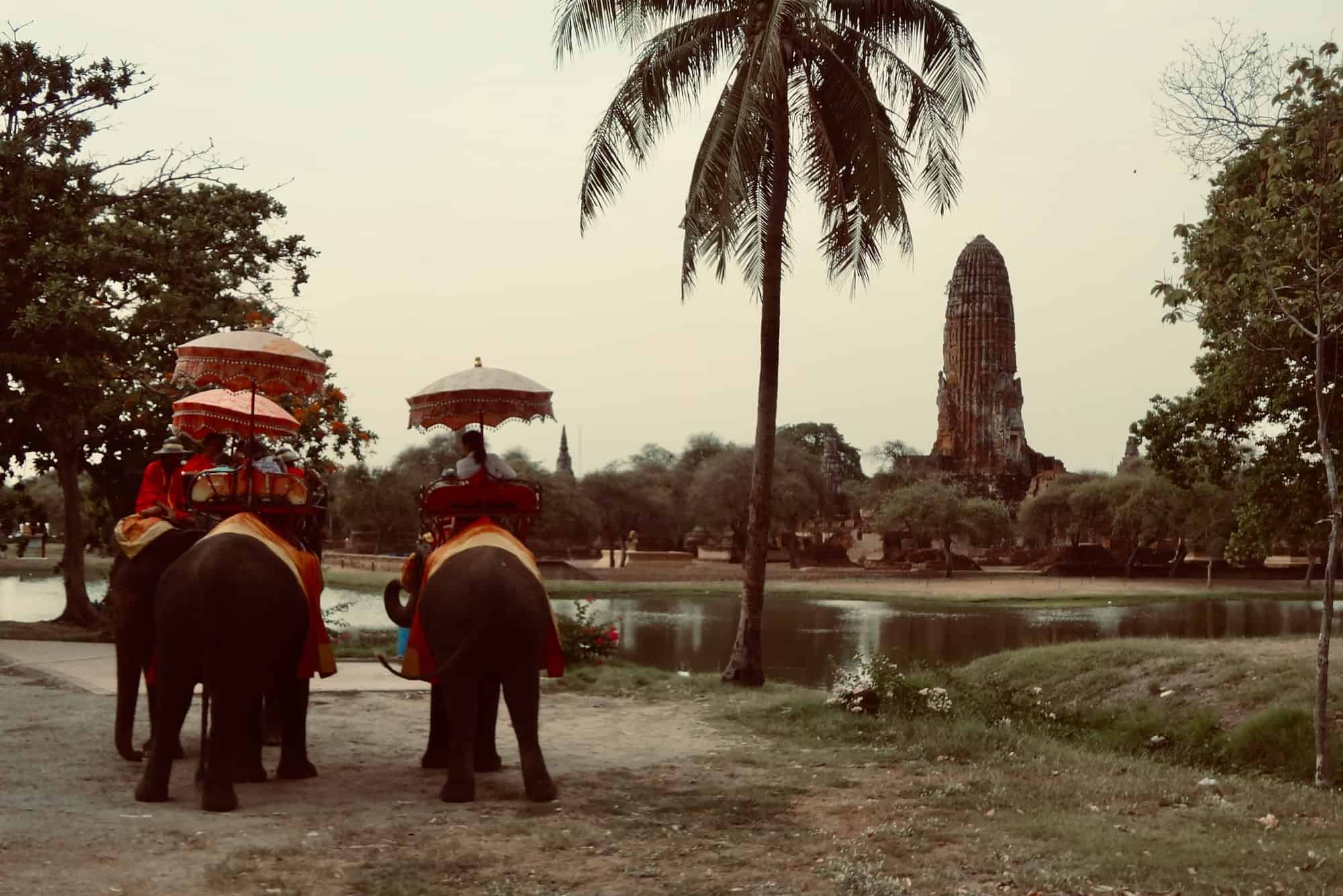 Cultural Profile: Ayutthaya Kingdom, the Buddhist State of Siam