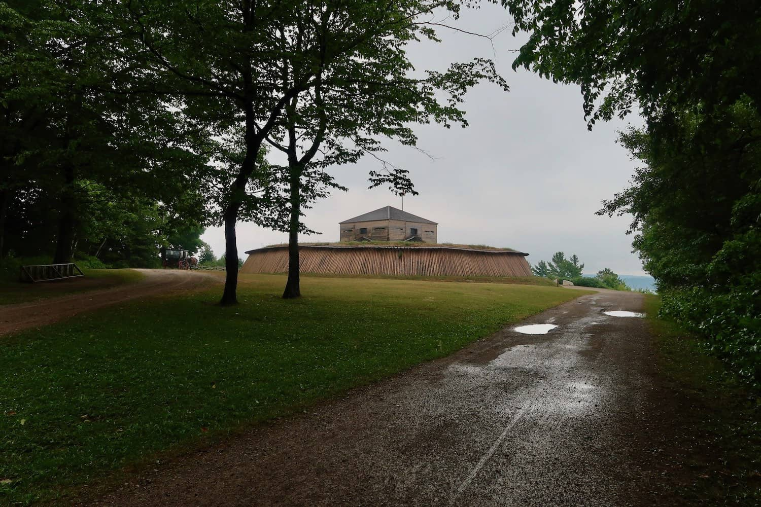 Mackinac Island's Fort Holmes: Stronghold of the Great Lakes