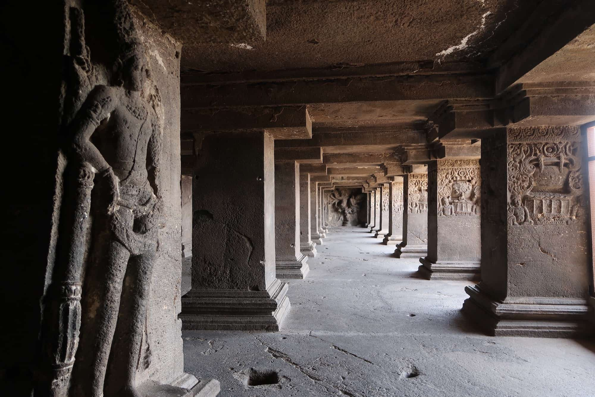 Architecture Profile: Rock-Cut Temples of Ancient India